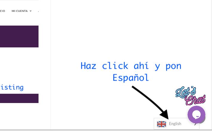 como poner el idioma, webcam en skype