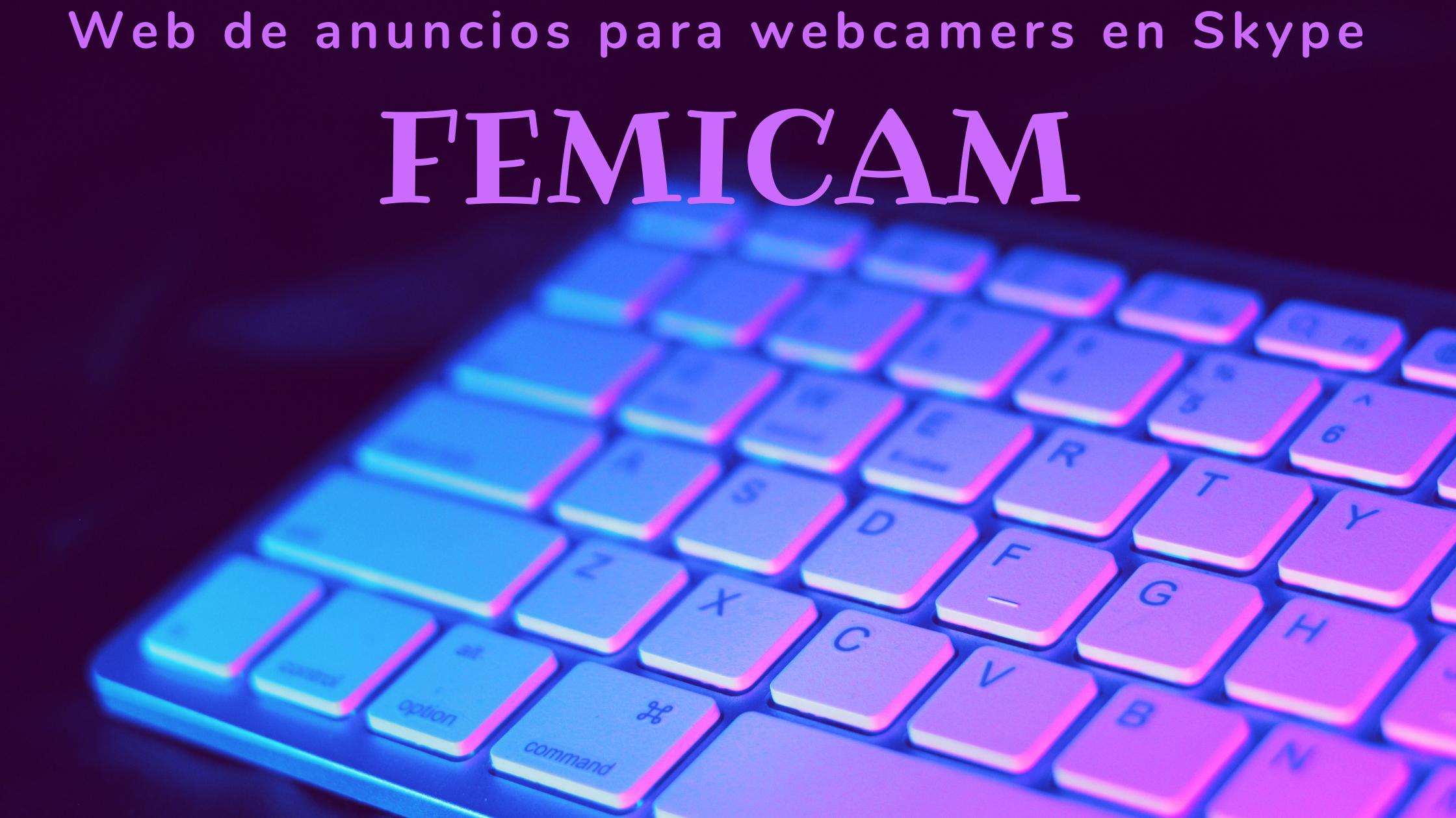 Webcamer en skype